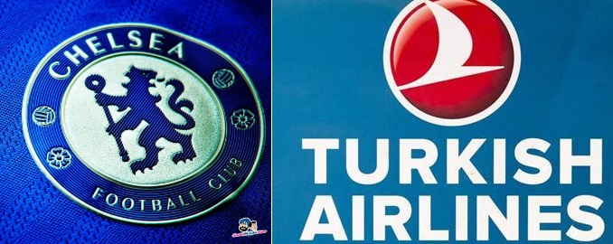 Chelsea turkish airlines shirt sponsorship deal