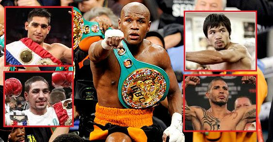 Mayweather next fight September 2015