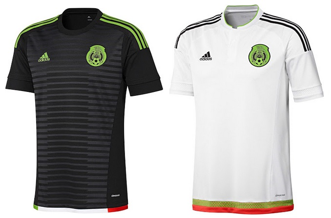 New Mexico kits home away 2015 Copa America