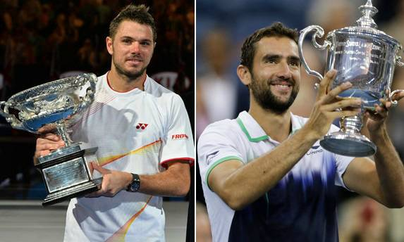 Stan Wawrinkas and Cilics success in Australian Open & US Open signals a new order in grand slams