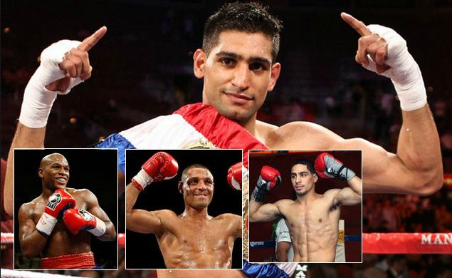 Amir Khan possible next fight in 2015