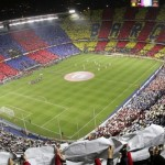 Barcelona vs Real Madrid at camp nou tickets