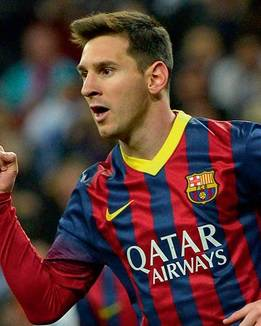 Lione Messi weekly salary