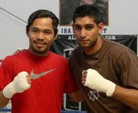 Manny Pacquiao vs AMir Khan fight 2015