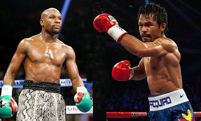 Mayweather vs Pacquiao fight Date 02 May 2015 confirmed