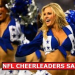 NFL Cheerleader Salaries (Hourly Wage In 2017)