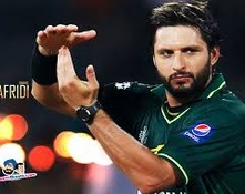 Shahid Afridi career records