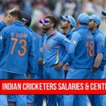 Indian Cricket Players Salaries 2017-18 (Central Contracts Details )