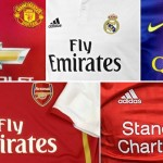 Football's Biggest Shirt Sponsorship Deals (Revealed)