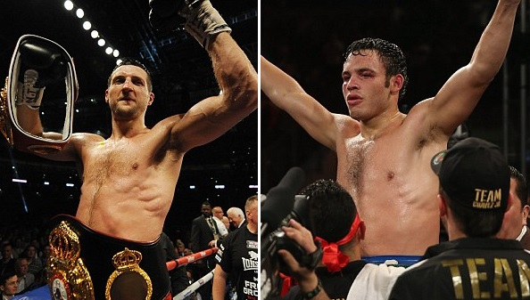 Carl Froch vs Julio Chavez Jr