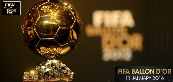 FIFA Ballon d'Or Live Streaming Online