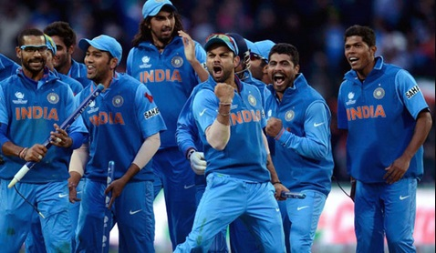 Indian Team Squad 2015 world cup