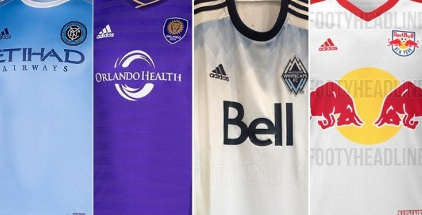 MLS 2015 Jersey leaked images