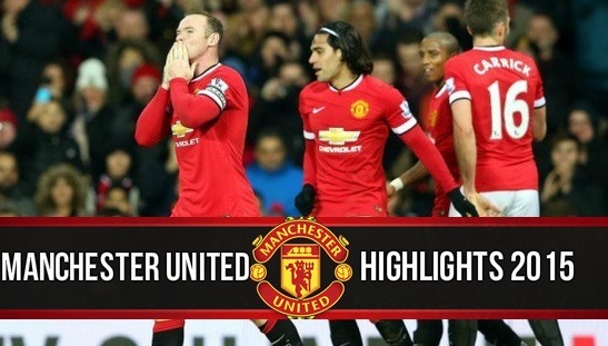 Manchester United 2015 Highlights