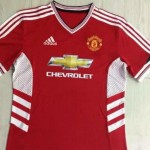 Manchester United 2015-16 Home Away Third Kits (Released)