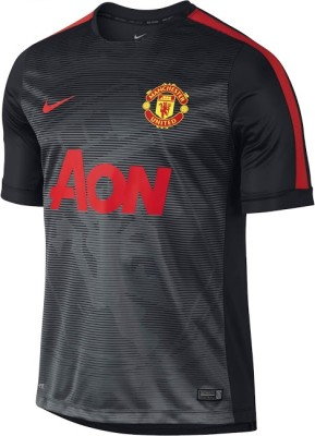 Manchester United new nike 2015 pre match kit
