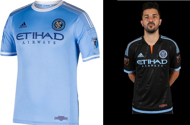 New York City MLS 2015 home kit
