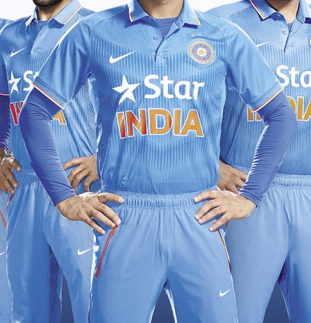 Nike India world cup 2015 kit