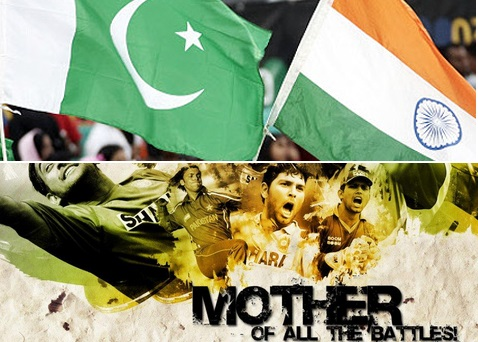 Pakistan vs Indian Series 2015 schedule