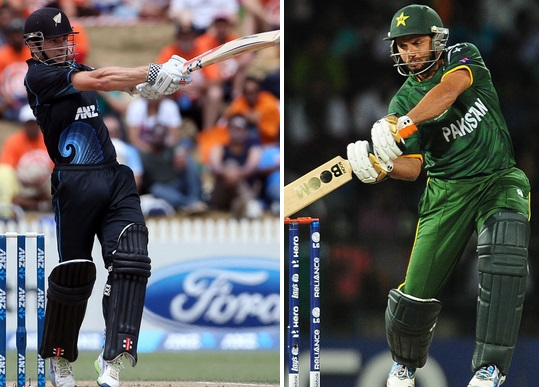 Pakistan vs NEw Zealand Highlights 2015