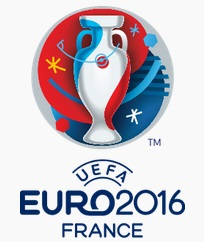 UEFA Euro 2016 Official Logo slogon