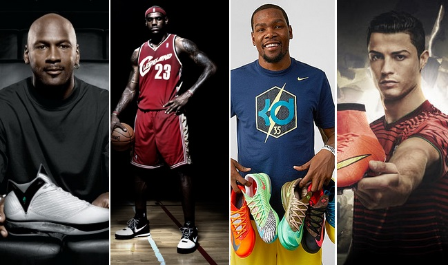 Biggest Endorsement deals in sports history
