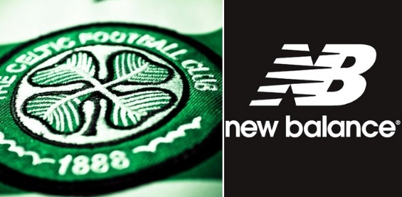 Celtic New Balance kit suppliers deal 2015-16