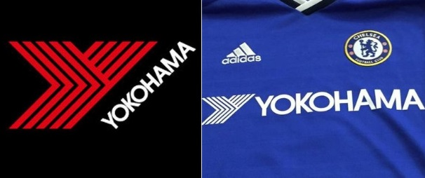 Chelsea Yokohama kit sponsorship deal second biggest
