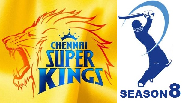 Chennai Super Kings Team Squad 2015