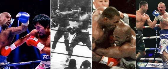 Greatest Boxing Fights of all times