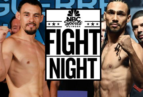 Guerrero vs Thurman live Streaming