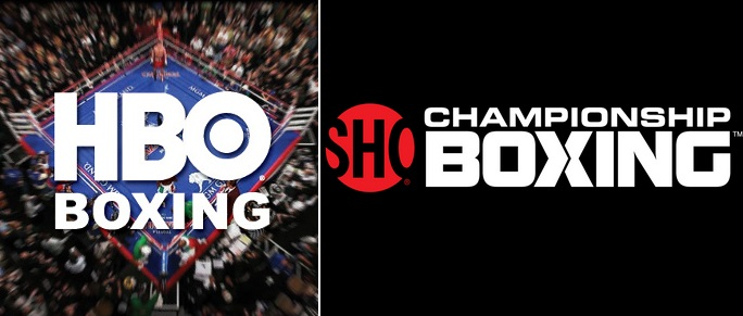 HBO showtime tv coverage Mayweather vs pacquiao