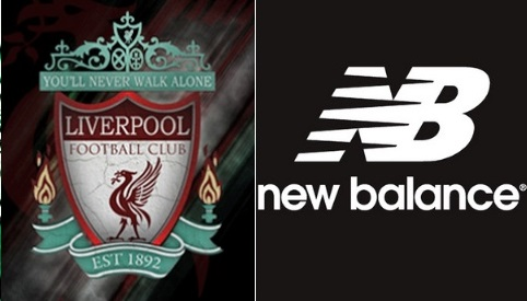 Liverpool new balance kit deal
