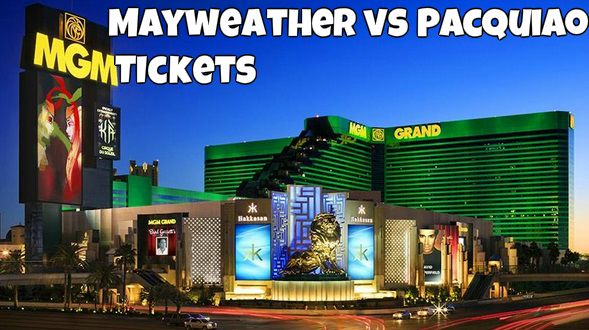 Mayweather vs Pacquiao tickets prices