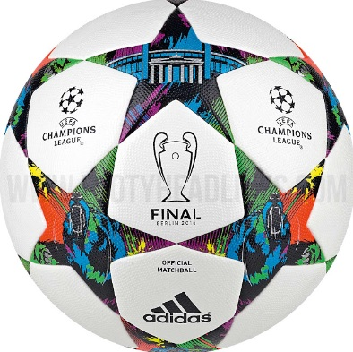 New Adidas 2015 Champions League ball