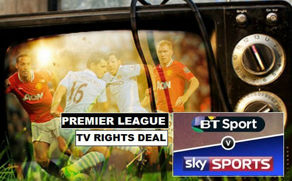 Premier League 2016-19 TV Rights Deal Money