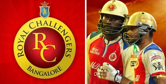Royal Challengers Bangalore 2015 Team Squad