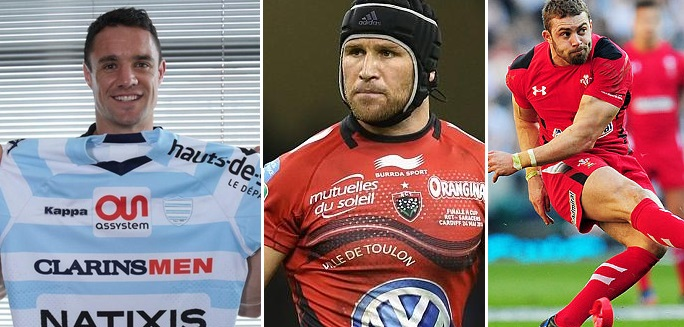 Rugbys highest paid players in 2015