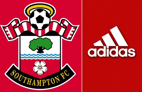 Southampton Adidas kit deal 5 million year
