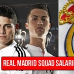 Real Madrid Player Salaries 2017 (Contract Details Revealed)