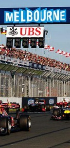 Australia F1 Grand Prix Live Streaming
