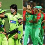 Pakistan vs Bangladesh Warm-Up Match Live & Highlights