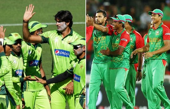 Bangladesh vs Pakistan Live Streaming