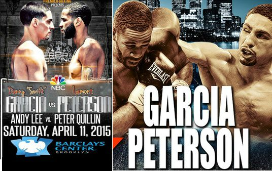 Danny Garcia vs Peterson Live Stream