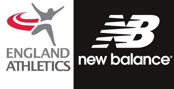 England athletics new balance sponsorship