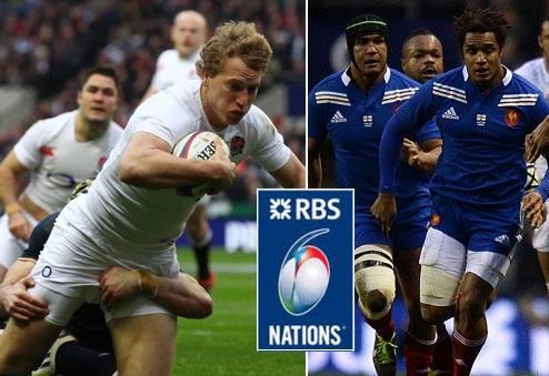 England vs France Six Nations Live Streaming