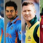 Worlds Highest Paid Cricketers In 2017 (Cricket Rich-list)