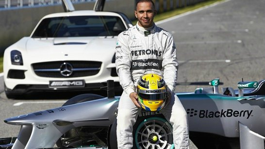 Lewis Hamilton new mercedes deal worth 29 million