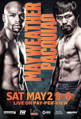 Mayweather vs Pacquiao Live Streaming