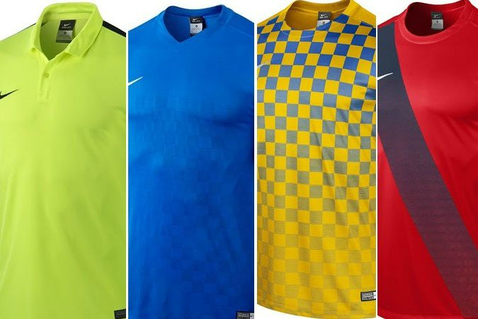 Nike 2015-16 Kit Templates Released